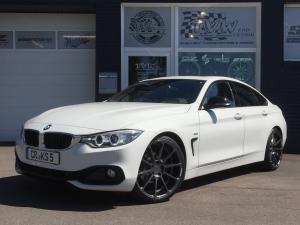 BMW 4-Series Gran Coupe by TVW Car Design