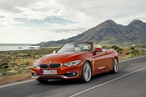 BMW 430i Cabrio Luxury Line