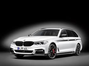 BMW 5-Series Touring M Performance Accessories