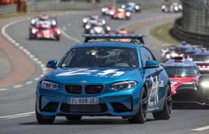 BMW M2 Coupe 24 Hours of Le Mans Safety Car
