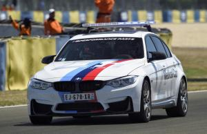 BMW M3 Competition Package 24 Hours of Le Mans Medical Car