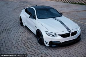 BMW M4 GTRS4 Widebody by Vorsteiner and RACE!