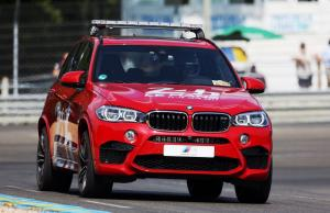 BMW X5 M 24 Hours of Le Mans Track Car