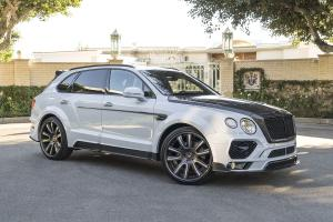 Bentley Bentayga by Mansory and RDBLA on Forgiato Wheels (Auguri-ECL)