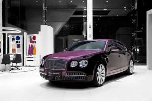 Bentley Flying Spur W12 Serenity Signature
