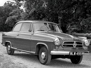 Borgward Isabella Sedan