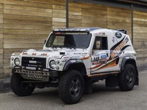 Bowler Qt Wildcat DKR500 by Race2Recovery