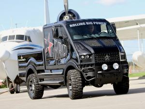 Bremach T-Rex Double Cab SEMA by RBP