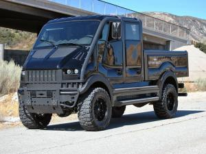 Bremach T-Rex Double Cab