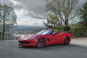 Callaway Corvette Z06 Stingray on Forgiato Wheels (F2.21-ECL)