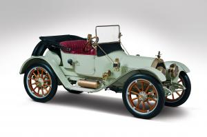 Chalmers Model 9 Torpedo Roadster