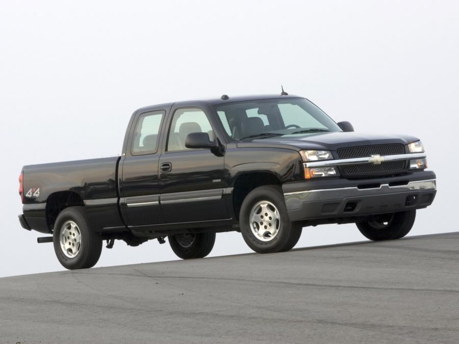 "photo of 07 chevy extended cab в""– 104438"