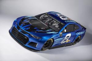 Chevrolet Camaro ZL1 NASCAR Race Car