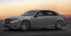 Chrysler 300S Sport Appearance Package