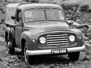 Commer Superpoise Pickup