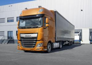 DAF XF 460 4x2 FT Super Space Cab