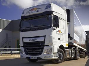 DAF XF 460 6x2 FT Super Space Cab