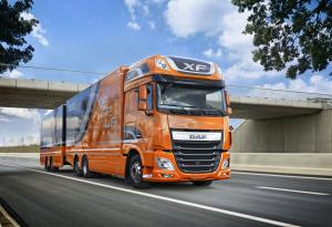 DAF XF 510 6x2 FAN Super Space Cab