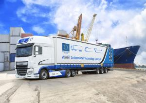 DAF XF 440 Intermodal Technology Concept