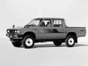 Datsun Pickup 4WD Double Cab