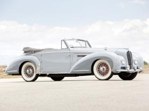 Delahaye 135 M Cabriolet by Chapron