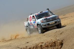 Dongfeng Rich Silk Way Rally