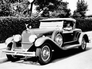 DuPont Model G Roadster