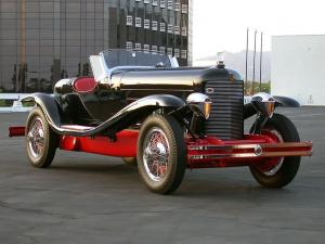 DuPont Model G Speedster by Merrimac