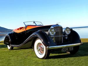 Duesenberg SJ585/2614 Convertible Coupe LWB by Gurney-Nutting