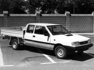 FSO Polonez Truck Double Cab