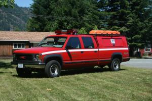 GMC Sierra 3500 Rescue by Gemtop Canopy