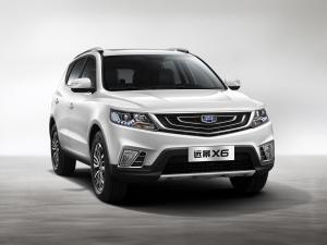 Geely Vision SUV