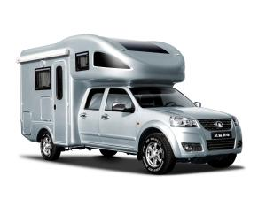 Great Wall Wingle 5 Camper