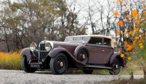 Hispano-Suiza Type 68 J12 Cabriolet
