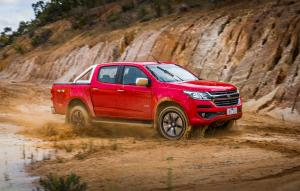 Holden Colorado LTZ Crew Cab