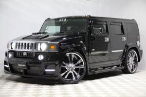 Hummer H2 by Calwing