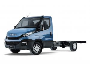 Iveco Daily 35 Chassis Cab Cutaway