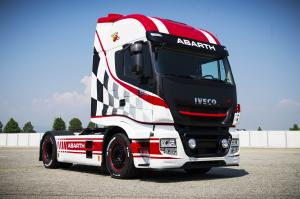 Iveco Stralis 570XP 4x2 Abarth Emotional Truck