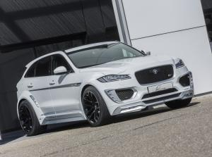 Jaguar F-Pace CLR F by Lumma Design