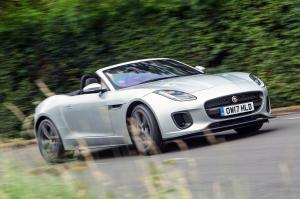 Jaguar F-Type 400 Sport AWD Convertible