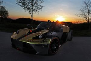 KTM X-Bow GT Dubai Gold Edition by Wimmer RS