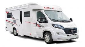 Kabe Travel Master 780 LXL