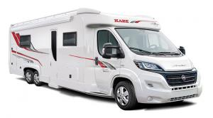 Kabe Travel Master 880 LT