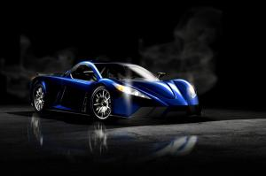 Kepler Motion Supercar