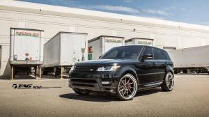 Land Rover Range Rover Sport by TAG Motorsports on ADV.1 Wheels (ADV10RTFCS)