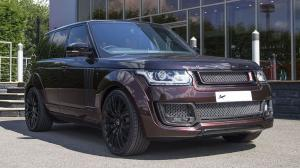 Land Rover Range Rover Vogue RS-650 by Project Kahn