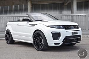 Land Rover Range Rover Evoque Convertible by Hamann & DS Automobile