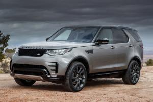 Land Rover Discovery HSE Si6 Dynamic Design Pack