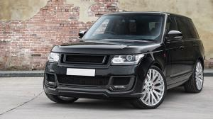 Land Rover Range Rover 3.0 TDV6 Vogue Huntsman Colours Edition by Project Kahn