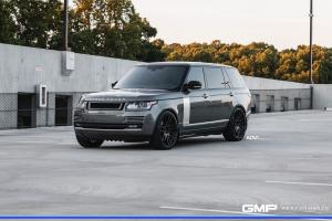 Land Rover Range Rover by GMP Performance on ADV.1 Wheels (ADV7.0 M.V1)